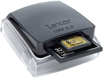Lexar USB 3.0 cardreader