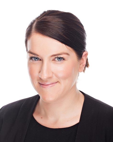Brisbane Corporate Headshot on white background