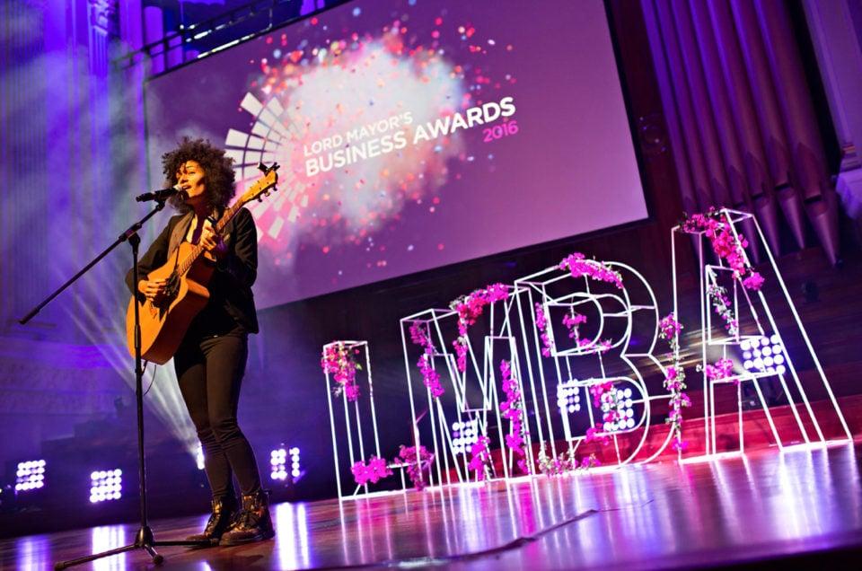 Brisbane Lord Mayor's Business Awards